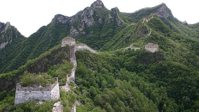 Desaparece casi un tercio de la Gran Muralla china por la erosión y la destrucción humana
